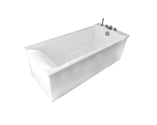 Ванна из литьевого мрамора Astra-Form Магнум белая