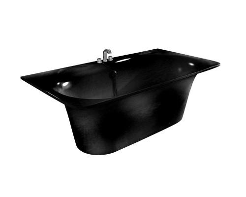 Ванна из литьевого мрамора Astra-Form Прима серый графит
