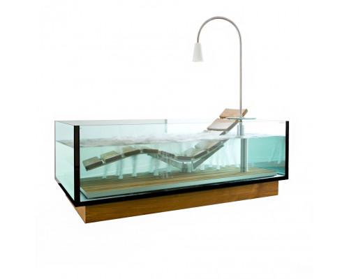 Ванна отдельностоящая Hoesch Water Lounge 200x120x72 см