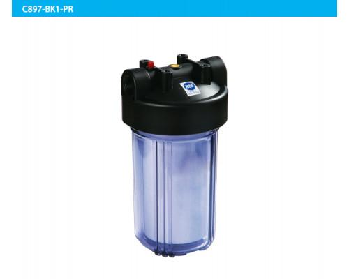 """Водоочиститель Raifil  корпус 10"""" Big Blue  S 897-BK1-PR"""