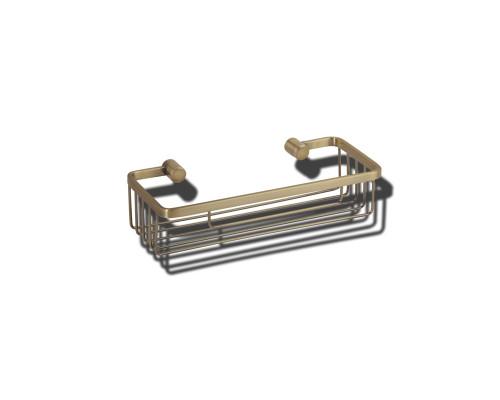 VR.GFT-9046.BR Veragio BASKET Решетка прямоугольная, бронза
