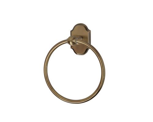 VR.STD-7723.BR Veragio STANFORD Кольцо для полотенец, бронза.