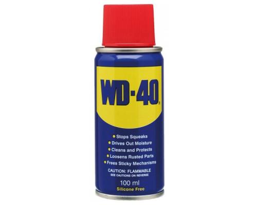 WD-40 Средство смазочное универсальное 100 мл