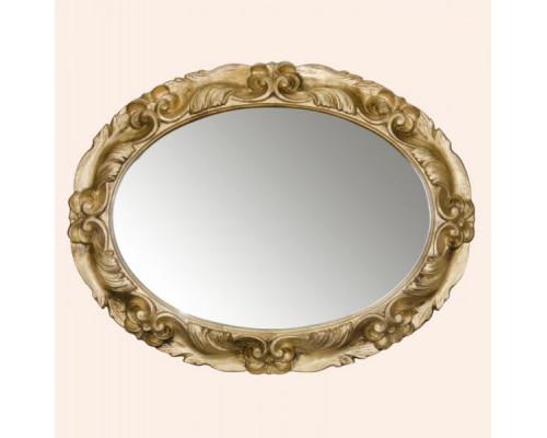 Зеркало Tiffany World TWSP032 рама: дерево, цвет: бронза