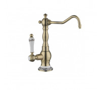 ZR 01 ZORG BRONZE Кран для питьевой воды, бронза