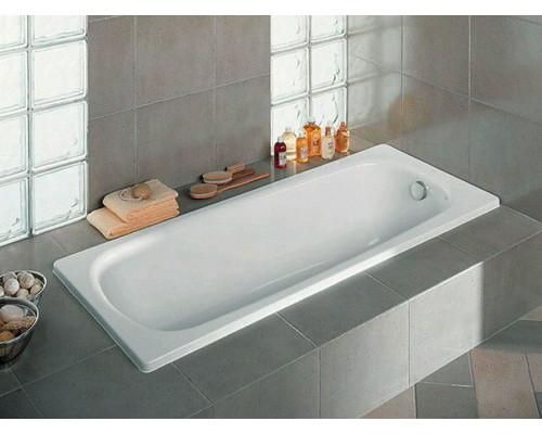 Ванна чугунная 120x70 Roca Continental