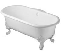 Ванна чугунная Jacob Delafon Circe E2919N-00 окрашенная в Белый цвет