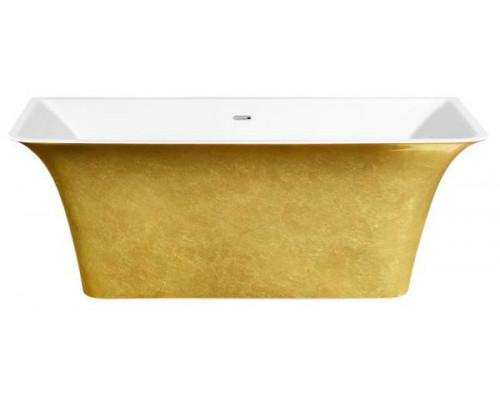 Ванна акриловая LAGARD EVORA Treasure Gold 160x77 см