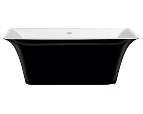 Ванна акриловая LAGARD EVORA Black Agate 160x77 см