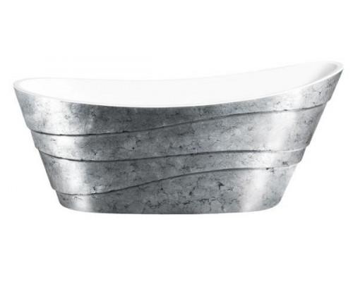 Ванна акриловая LAGARD ALYA Treasure Silver 170x75 см
