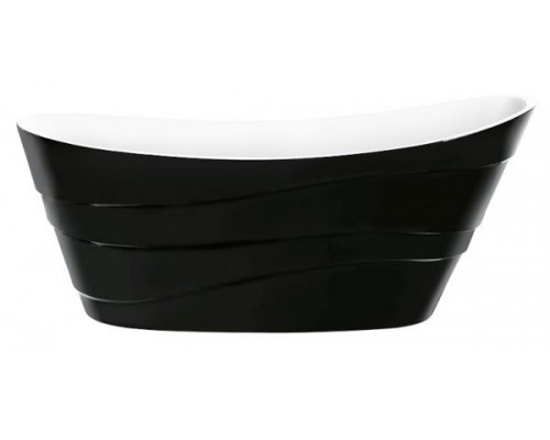 Ванна акриловая LAGARD ALYA Black Agate 170x75 см