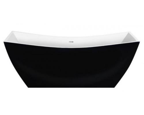 Ванна акриловая LAGARD ISSA Black Agate 178x75 см