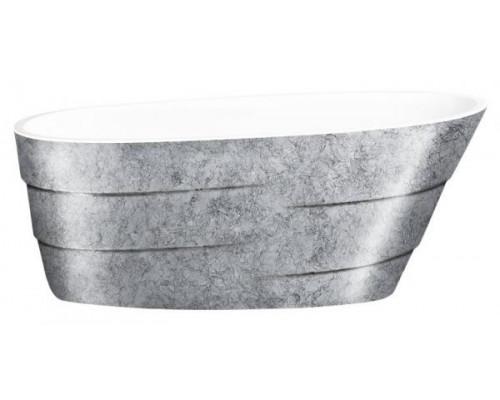Ванна акриловая LAGARD AUGUSTE Treasure Silver 170x75 см