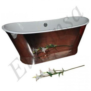 Ванна чугунная 170x70 Elegansa Sabine Polished