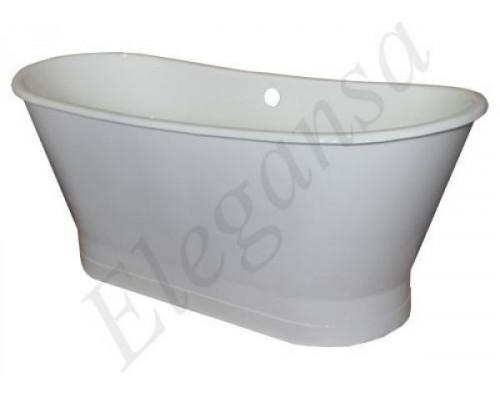 Ванна чугунная 170x70 Elegansa Sabine White