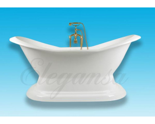 Ванна чугунная 180x80 Elegansa Diana