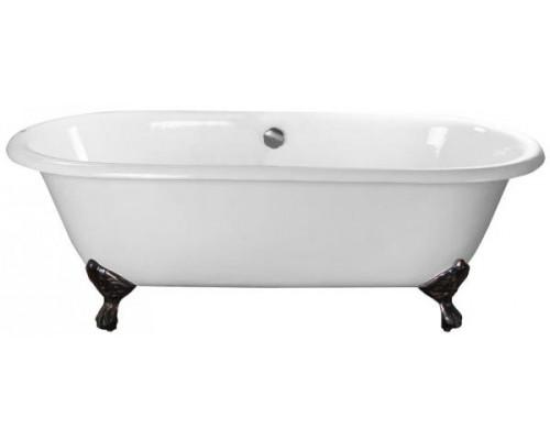 Ванна чугунная 170x75 Elegansa Gretta Bronze