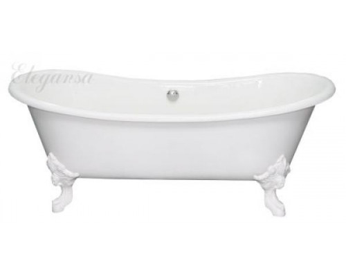 Ванна чугунная 180x80 Elegansa Nadia
