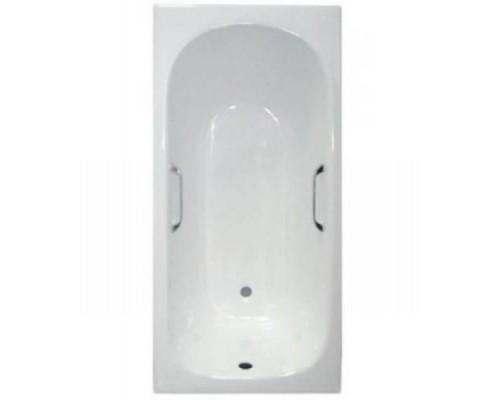 Ванна чугунная 150x70 Byon 13 c ручками