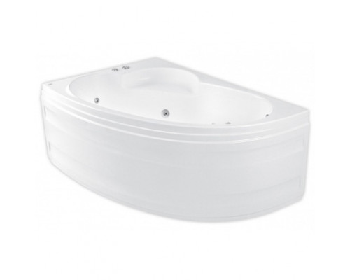 Акриловая ванна  Pool spa Klio Asym