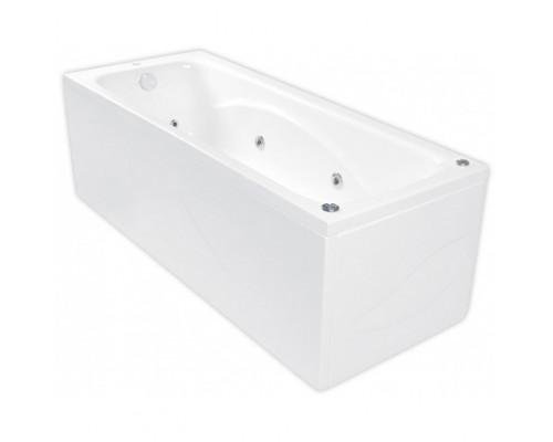 Акриловая ванна  Pool spa Klio