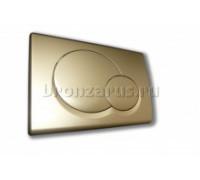 115.770.21.1.MG Geberit Samba Смывная клавиша, в матовом золоте.
