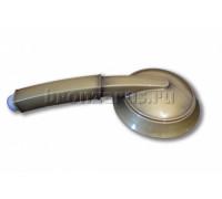 28548 Hansgrohe Classic 100 Ручная лейка, массажная, бронза.