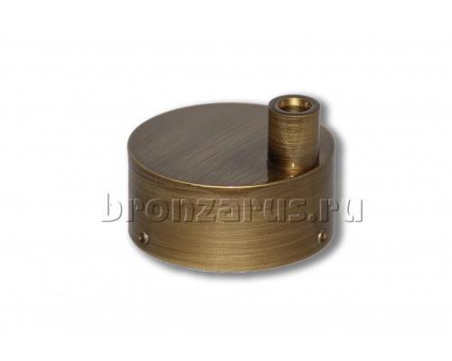 00-1518-0000-BZ Скрытая подводка, Сунержа, бронза.