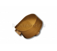 Шланговое подсоединение, бронза