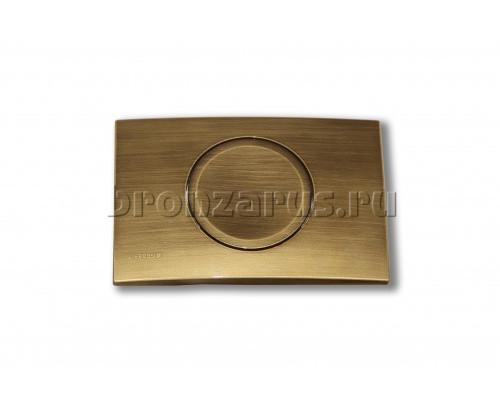 115.120.21.1 Geberit Delta 11 Смывная клавиша, в бронзе.