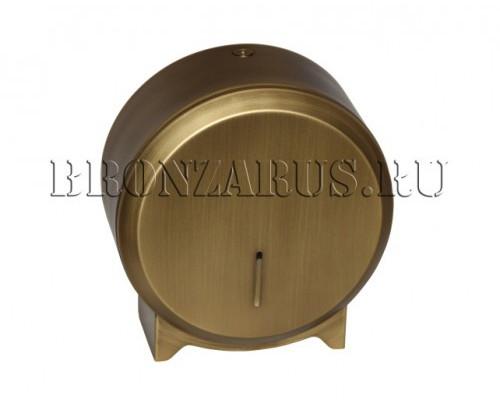 BSM201.BZ Merida Держатель туалетной бумаги в матовой бронзе.