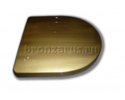 Е70008-BZ Jacob Delafon Kandel/Panache Крышка сиденье для унитаза, бронза.